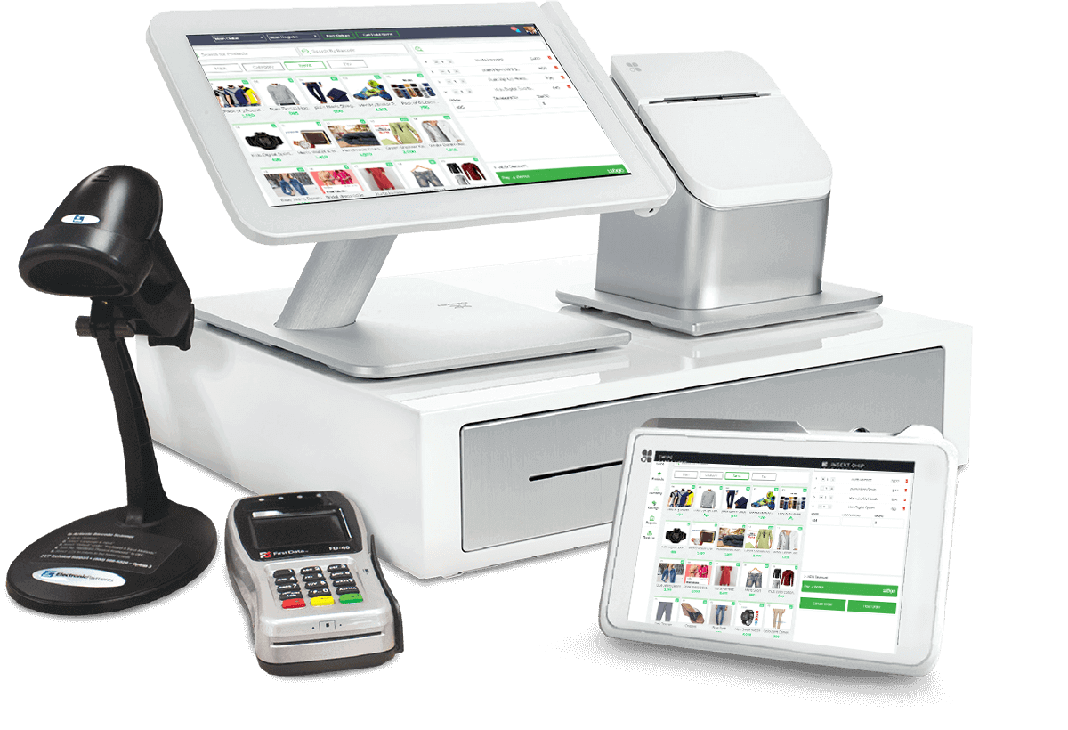 ChecPOS POS Software Retail POS Software restaurant Quick Service in Saudi Arabia